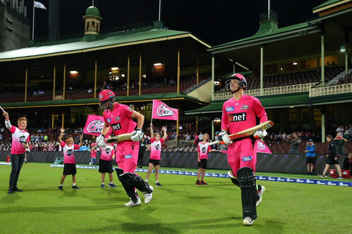 BBL 10: Sydney Sixers beat Perth Scorchers by 27 runs