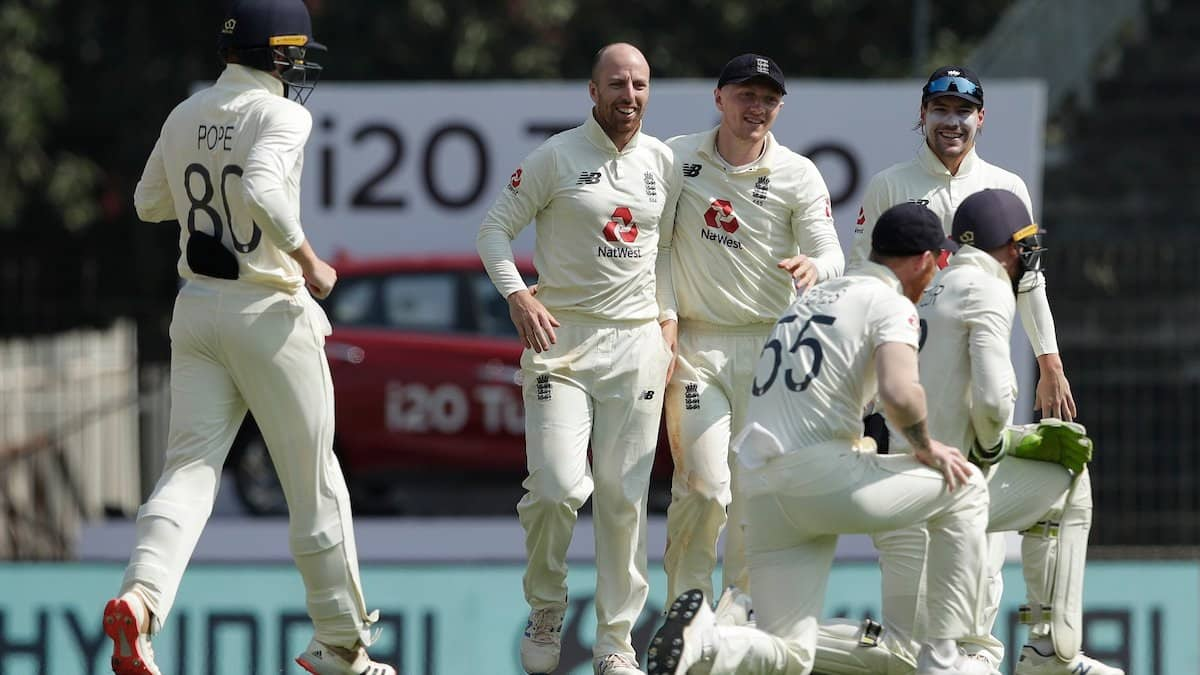 IND vs ENG: Chennai Test- England Takes a lead of 241 runs on India