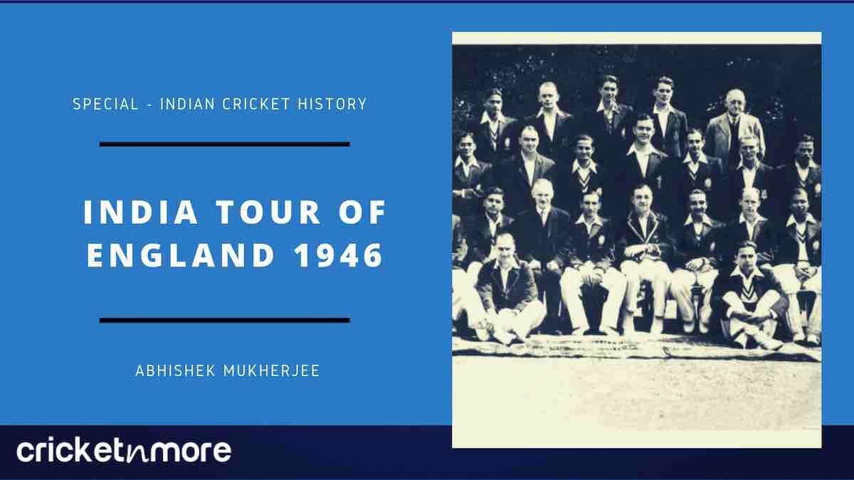 India Tour Of England 1946