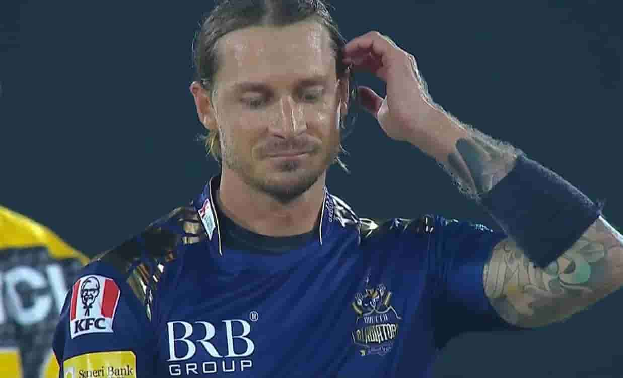 Cricket Image for Dale Steyn Slams Simon Doull For 'Mid-Life Crisis' Comment
