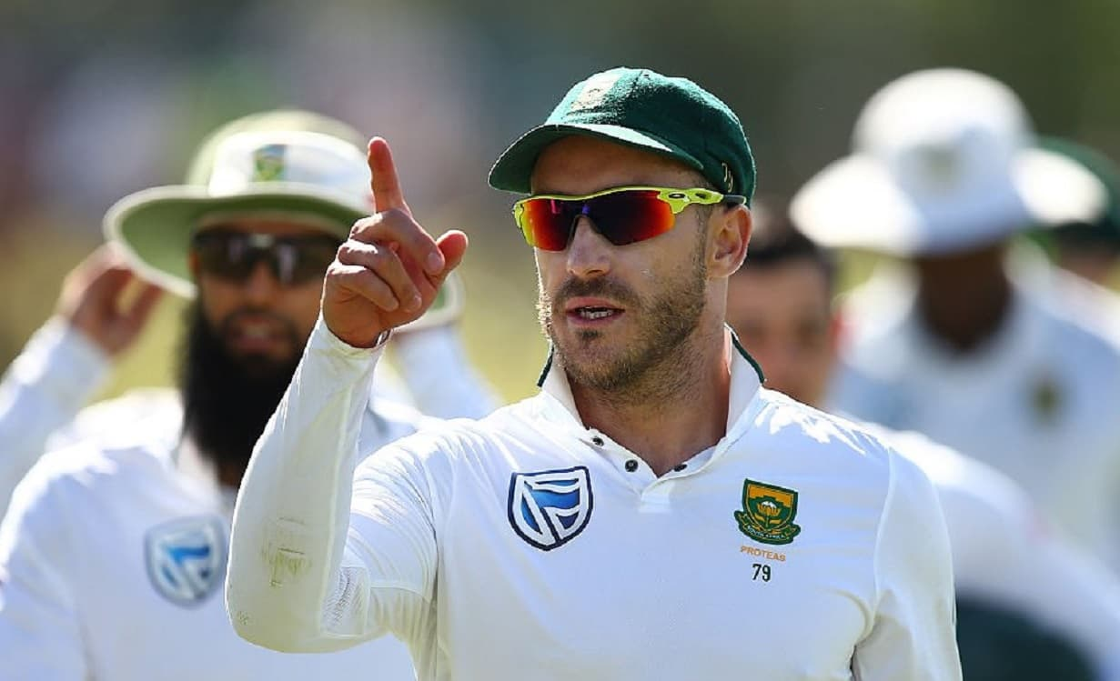 Faf du Plessis has announced that he is retiring from Test cricket