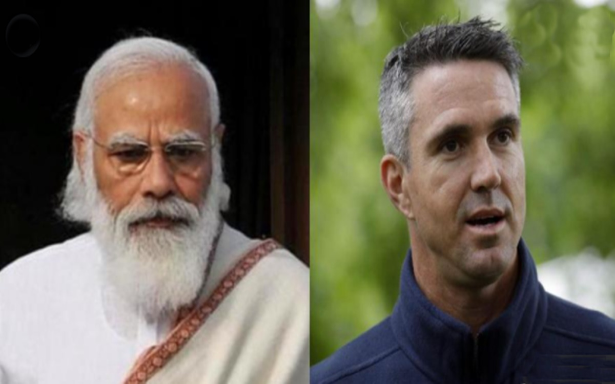 Cricket Image for Prime Minister Narendra Modi Reply To Kevin Pietersen Tweet