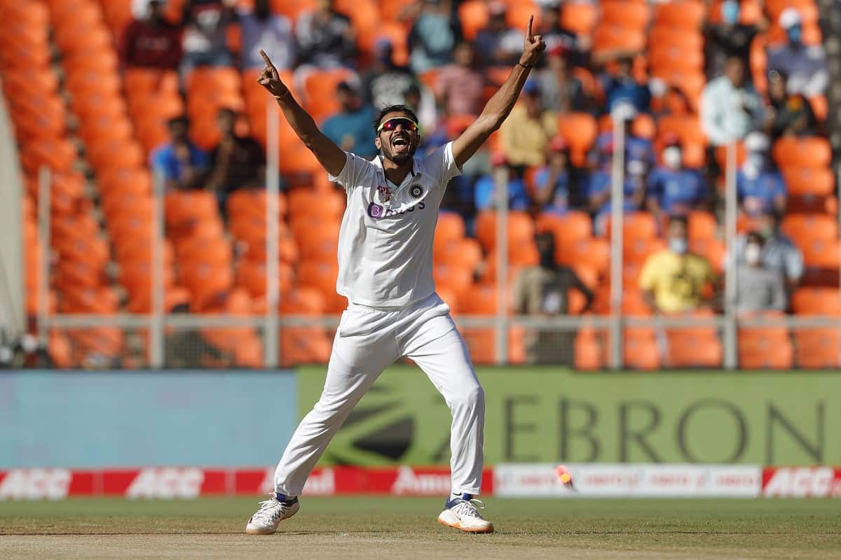 Heaps Of Praises For Axar Patel As He Bags His First 10 Wicket Haul