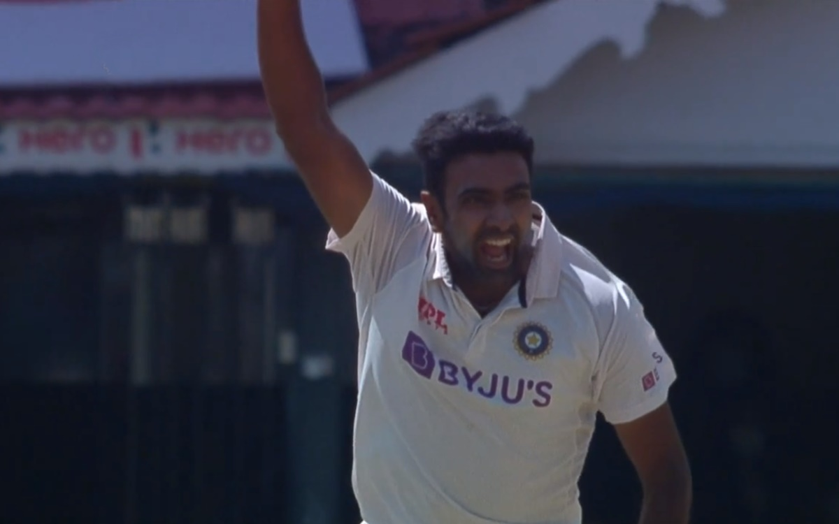 Cricket Image for Ravichandran Ashwin Mind Game To Dismiss Dan Lawrence