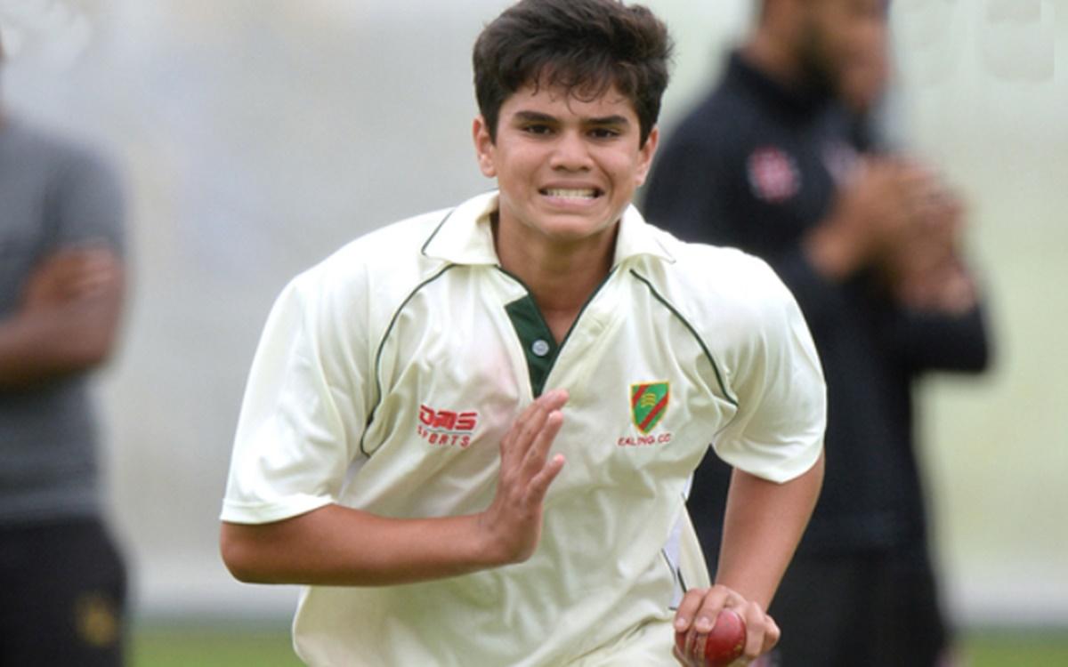 Cricket Image for Sachin Tendulkar Son Arjun Shortlist For Ipl 2021