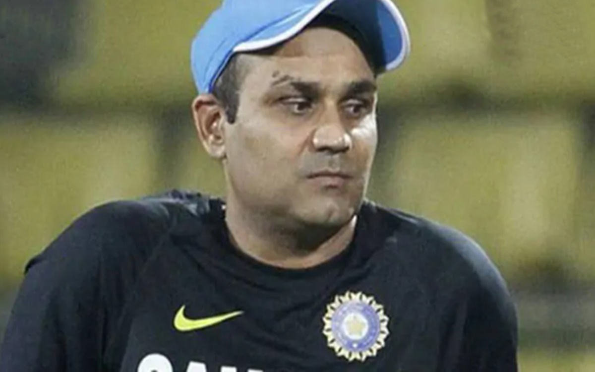 Cricket Image for Ipl Auction 2021 Virender Sehwag Nephew Mayank Dagar Did Not Found Buyers