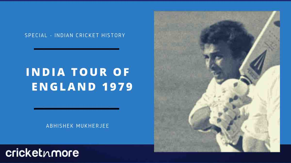 India Tour Of England 1979
