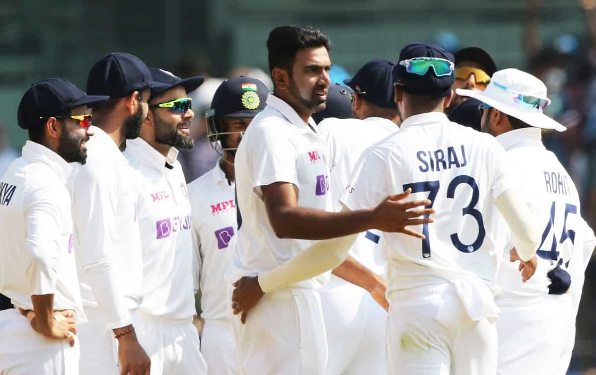 India beat england by 317 runs in second test