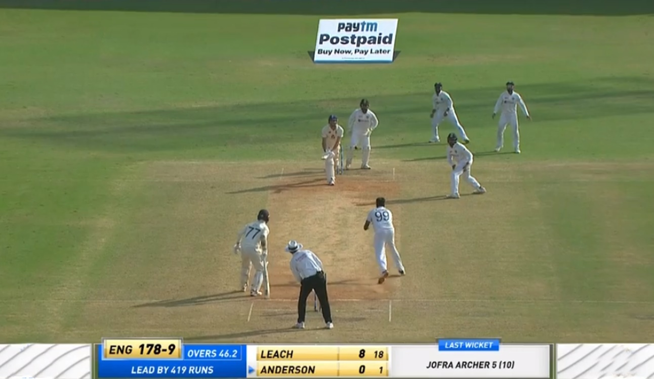 Cricket Image for India Vs England 1st Test Day 4 Highlights
