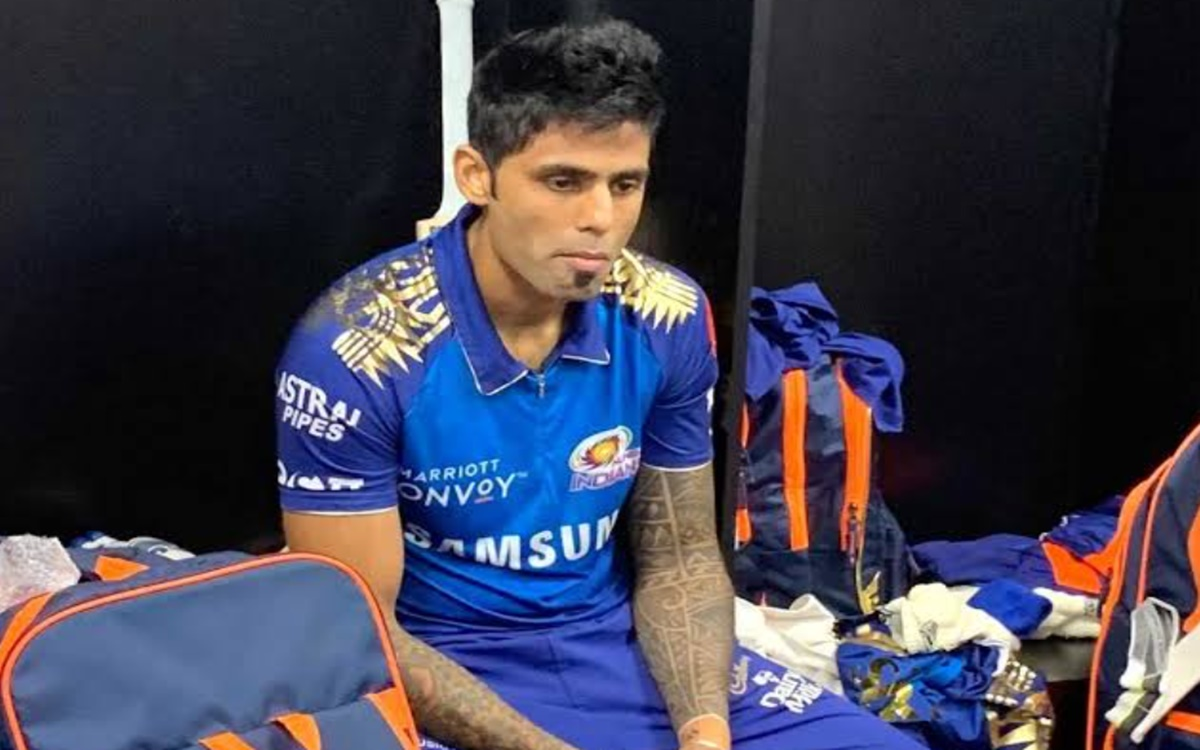 Cricket Image for How Suryakumar Yadav Dealt With The Situation When He Was Not Selected For The Aus
