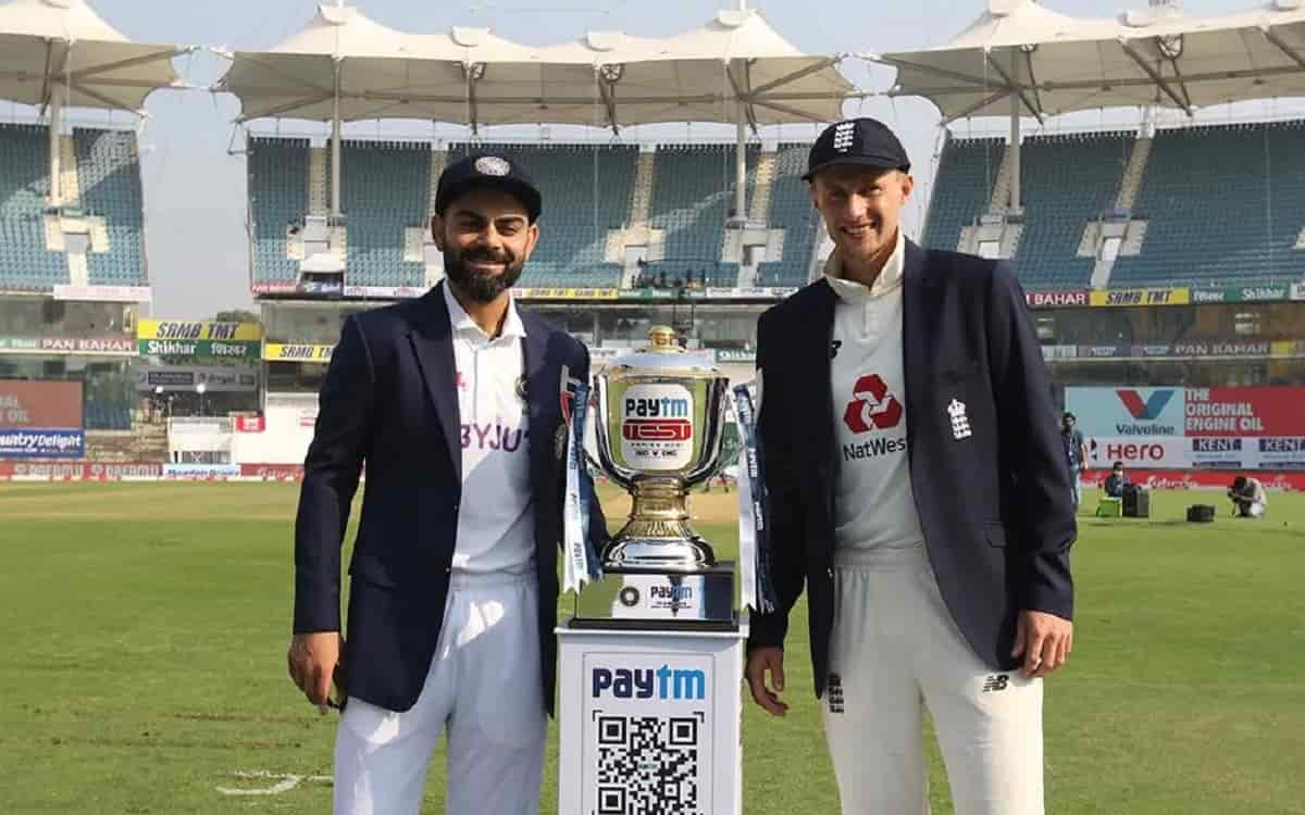 India opt to bat first against England in second test at chennai