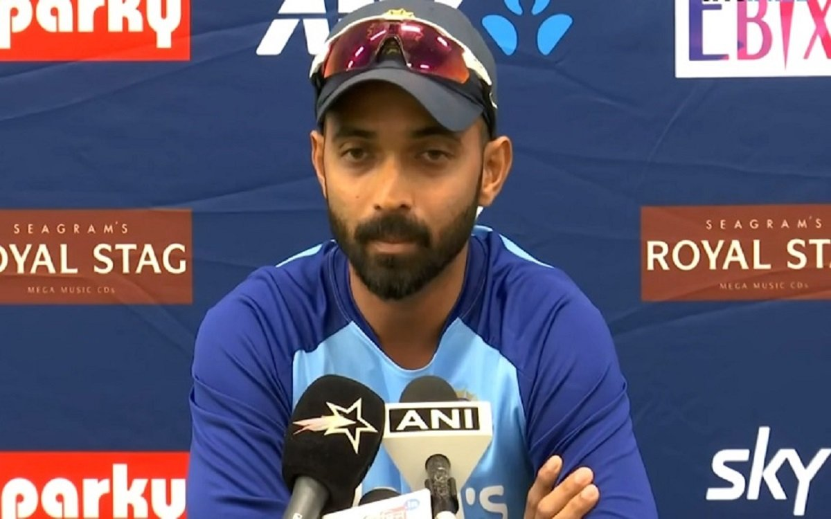 Cricket Image for Ajinkya Rahane Reacts On Virat Kohli Body Language Comment
