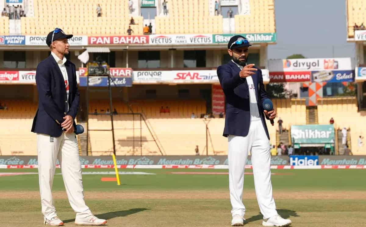 England opt to bat first against india in Day night test at narendra modi stadium