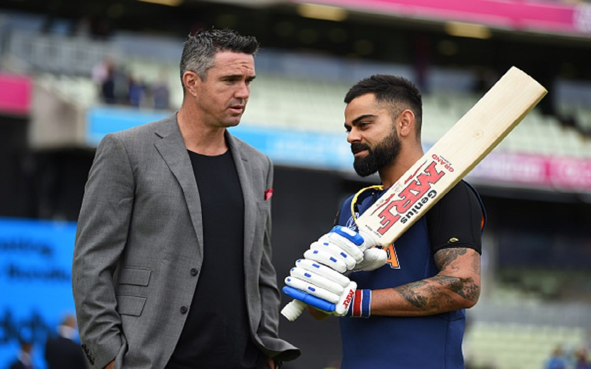 Cricket Image for Kevin Pietersen Take A Jibe At Virat Kohli And Indian Team