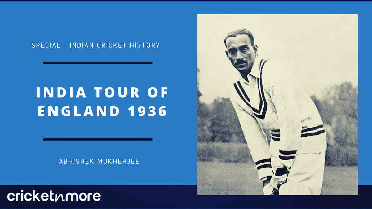 images for India tour of England 1936