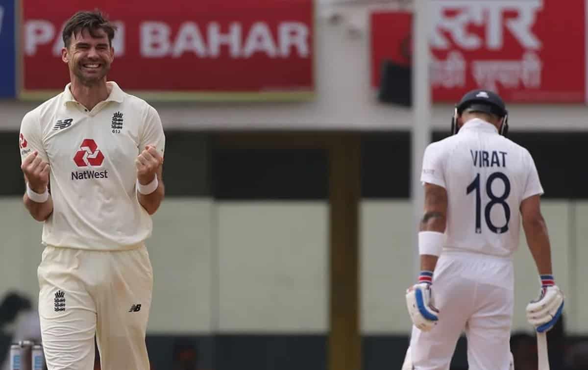 Cricket Image for जेम्स एंडरसन भारत के खिलाफ दूसरे टेस्ट से हो सकते हैं बाहर