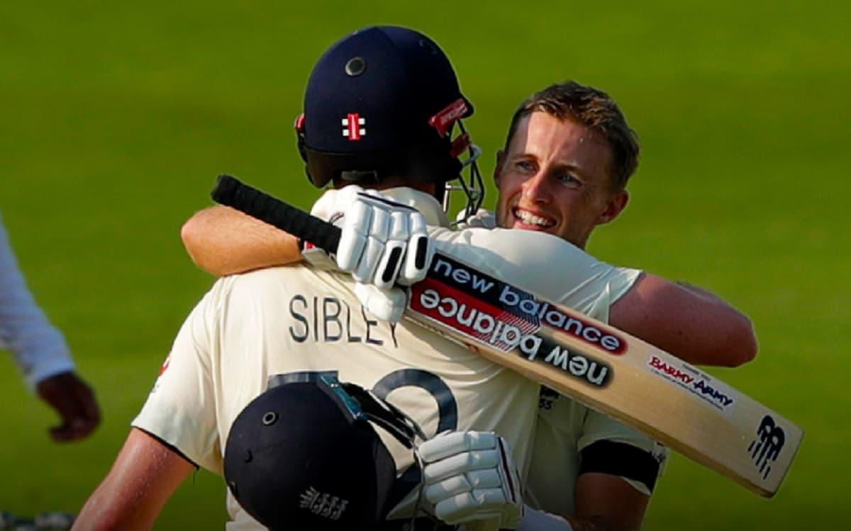 Cricket Image for IND vs ENG,पहला टेस्ट: जो रूट- डोमिनिक सिबली ने टीम इंडिया को बैकफुट पर धकेला,पहला
