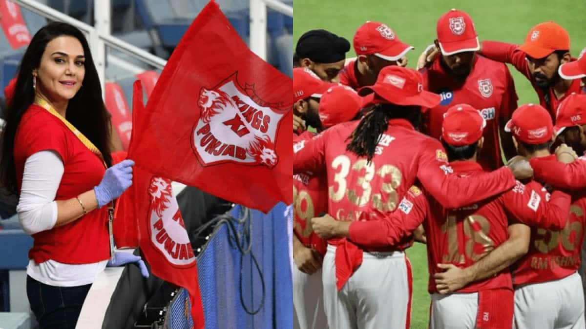 Kings XI Punajb Reveals new logo and name, Here is all the details