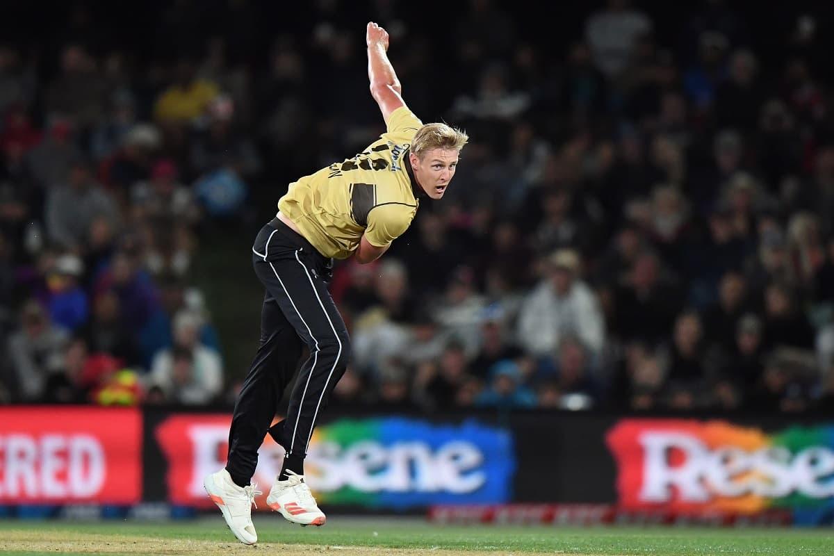 Kyle Jamieson trolled after hazardous bowling performace against Australia