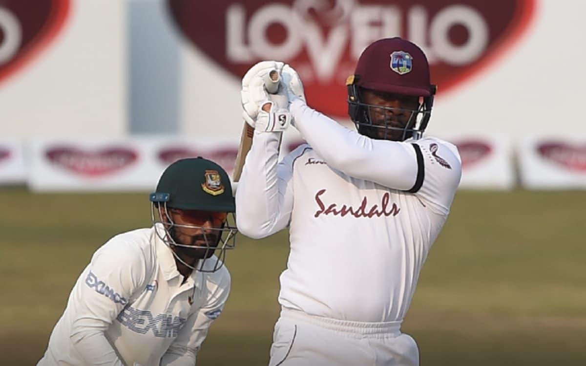 Cricket Image for काइल मेयर्स ने डेब्यू टेस्ट में दोहरा शतक जड़कर वेस्टइंडीज को दिलाई एतेहासिक जीत,ऐ