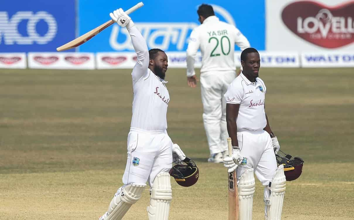 Cricket Image for BAN vs WI: काइल मेयर्स ने डेब्यू पर शतक जड़कर रचा इतिहास, इस भारतीय क्रिकेटर का 62