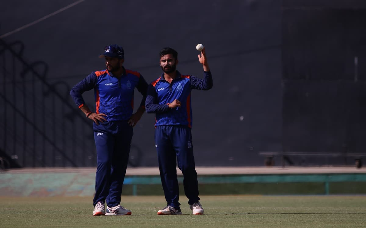 Madhya Pradesh wins against Punjab by 105 runs at Vijay Hazare Trophy