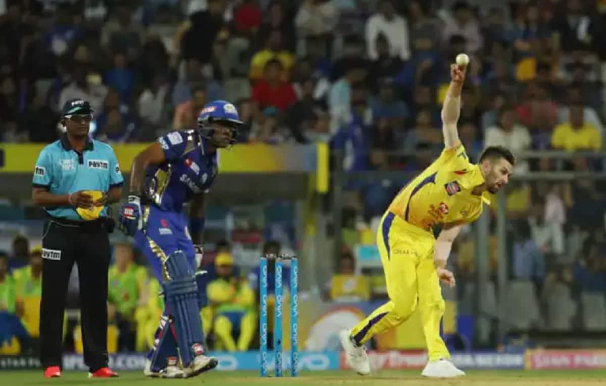 Cricket Image for इंग्लैंड के तेज गेंदबाज मार्क वुड ने अचानक IPL 2021 की नीलामी से नाम लिया वापस
