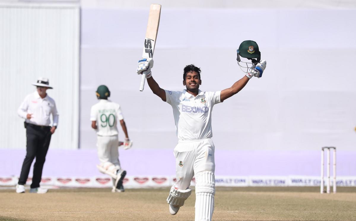 Cricket Image for बांग्लादेश क्रिकेट टीम ने बनाया अनोखा रिकॉर्ड, 143 सालों के टेस्ट इतिहास में पहली
