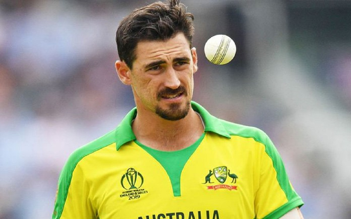 Cricket Image for Mitchell Starc Opt Out Of Ipl 2021 Auction