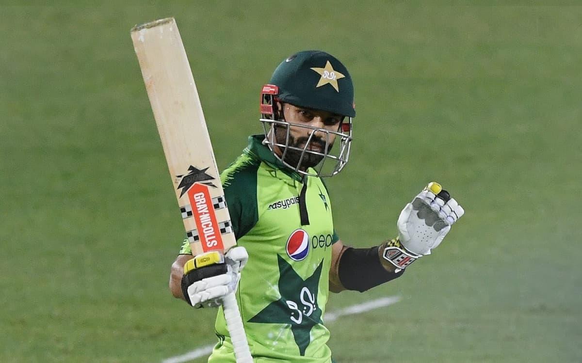 Cricket Image for PAK vs SA: मोहम्मद रिजवान ने जड़ा तूफानी शतक
