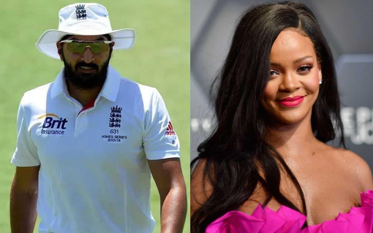 Cricket Image for इंग्लैंड के पूर्व गेंदबाज मोंटी पनेसर ने किसान आंदोलन पर चर्चा के लिए पॉप सिंगर रि