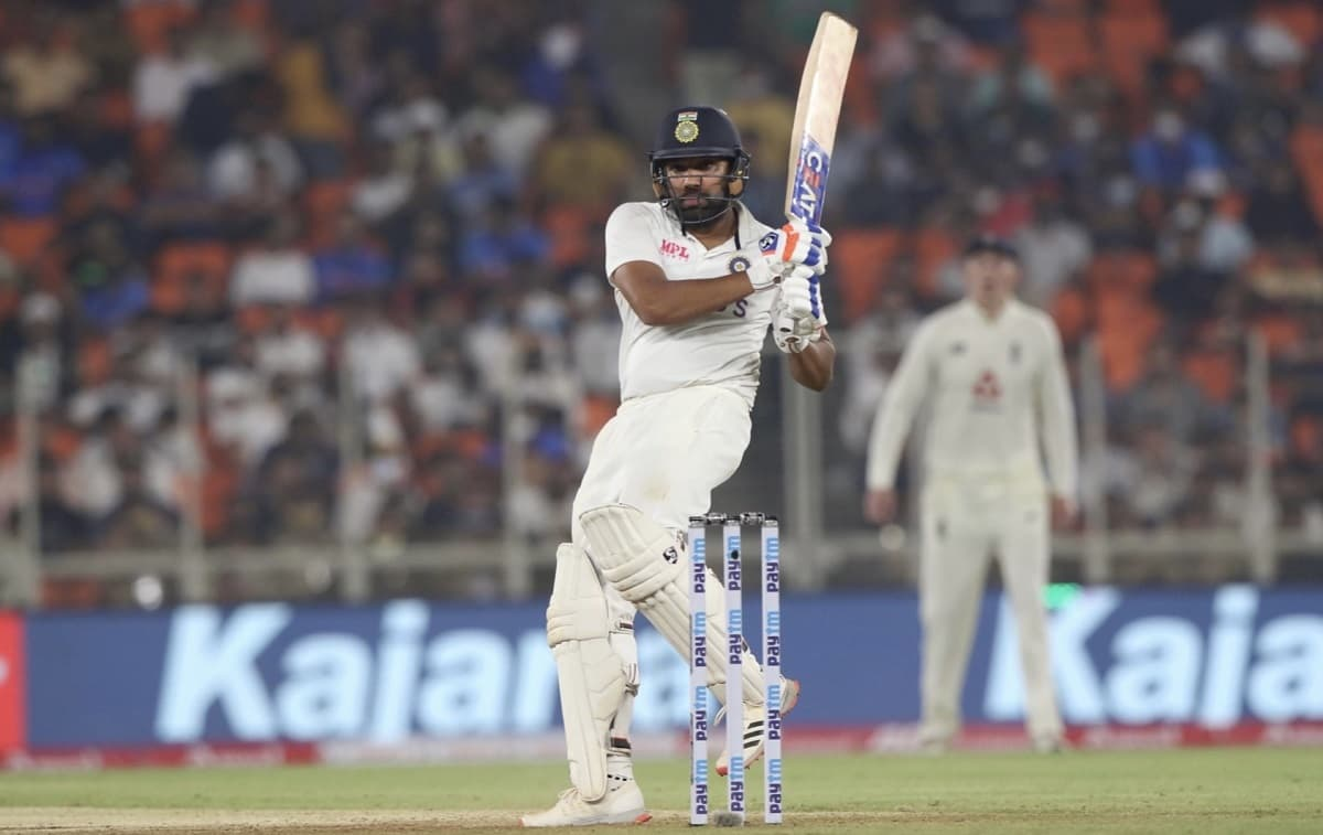 My Intent Was To Score Runs, Rohit Sharma After A Solid Comeback