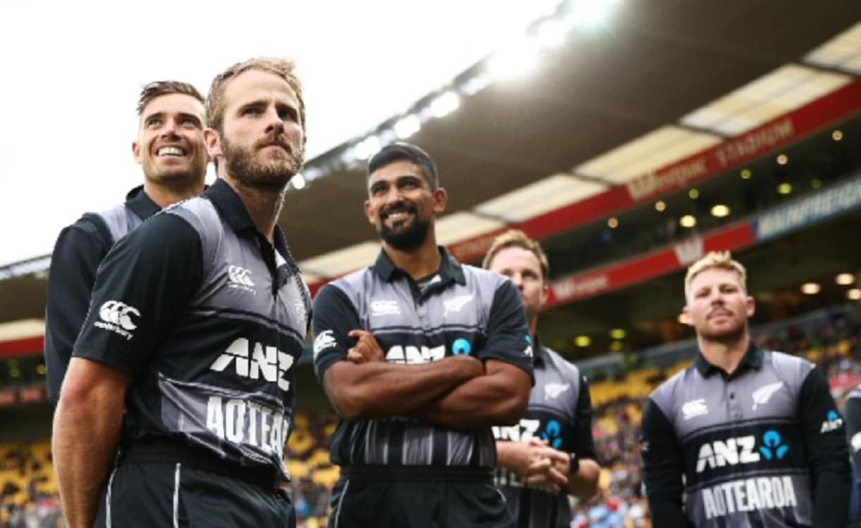 Cricket Image for NZ vs AUS: ऑस्ट्रेलिया के खिलाफ T20I सीरीज के लिए न्यूजीलैंड टीम की घोषणा, चोटिल ख