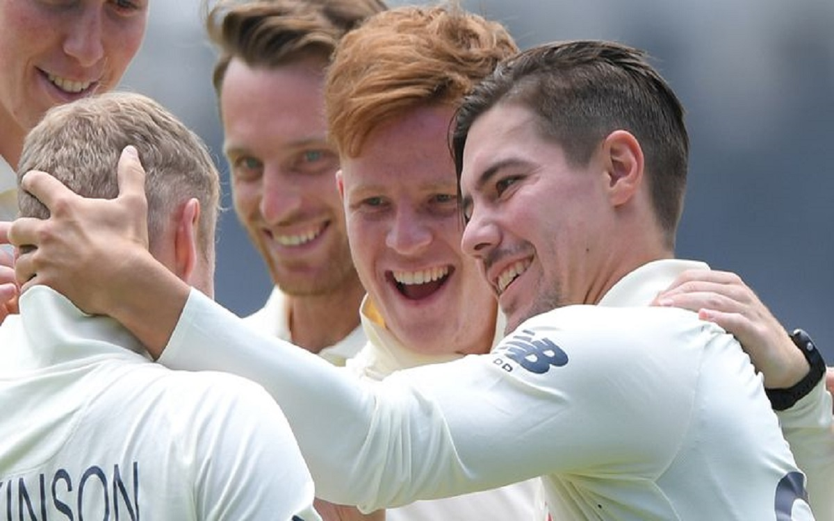Cricket Image for IND vs ENG Ollie Pope Added To England Test Squad For The Test Series Against Indi