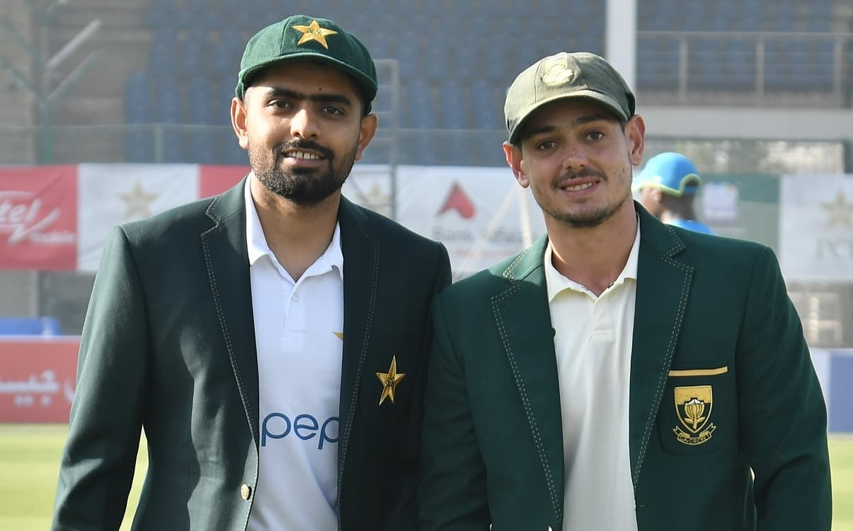 Pakistan opt to bat first against South Africa in Second test at Rawalpindi