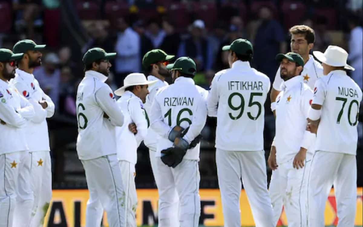 Pakistan Squad for second test against South Africa