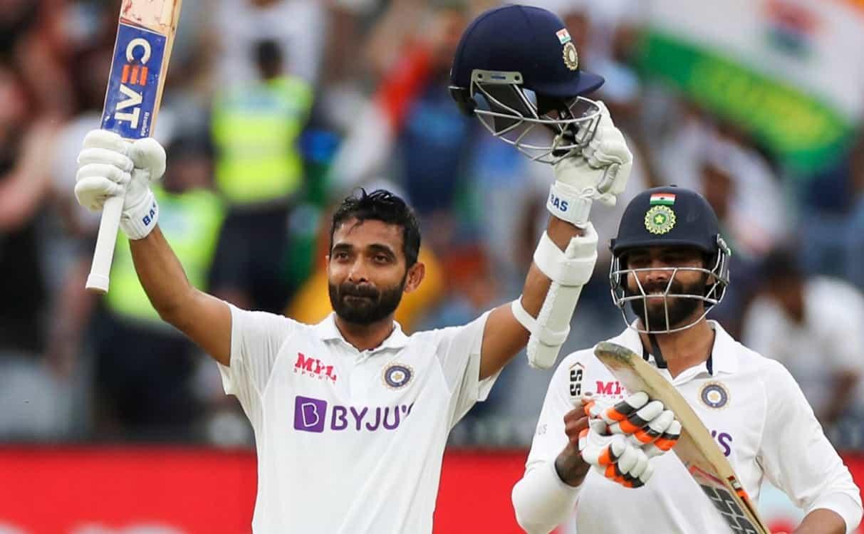 Cricket Image for राहुल द्रविड़ ने ऑस्ट्रेलिया टेस्ट सीरीज से पहले अंजिक्य रहाणे को दी थी ये सलाह