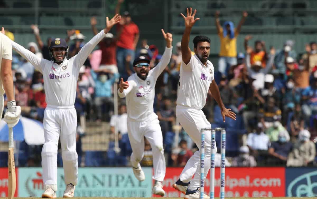 Cricket Image for IND vs ENG: रविचंद्रन अश्विन ने तोड़ा हरभजन सिंह का रिकॉर्ड, भारत में सबसे ज्यादा