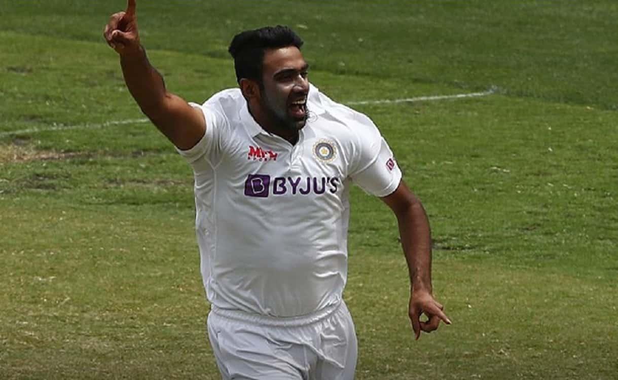 Cricket Image for रविचंद्रन अश्विन ने रचा इतिहास, विकेट के छक्के से तोड़ा डेल स्टेन और रिकॉर्ड