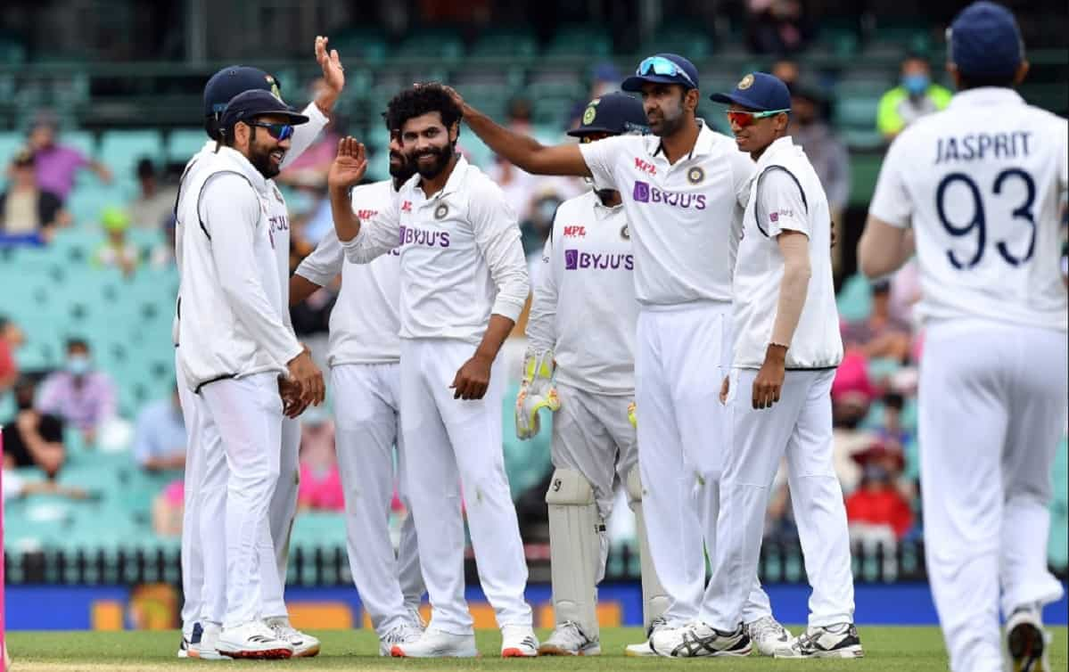 Cricket Image for India vs England: टीम इंडिया को लगा तगड़ा झटका, रविंद्र जडेजा इंग्लैंड के खिलाफ टे
