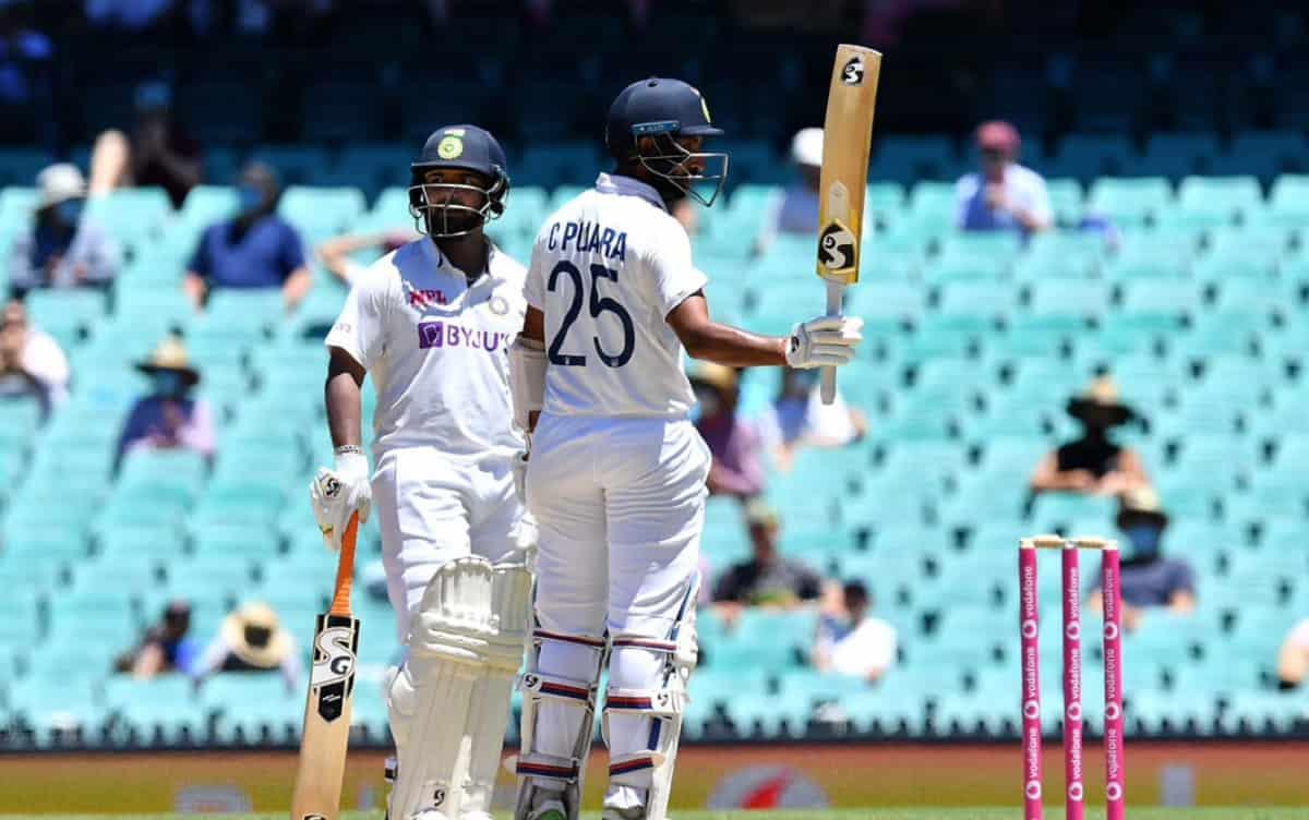 Cricket Image for India vs England Day 3: पंत-पुजारा के अर्धशतकों से टीम इंडिया पहुंची 150 के पार,को