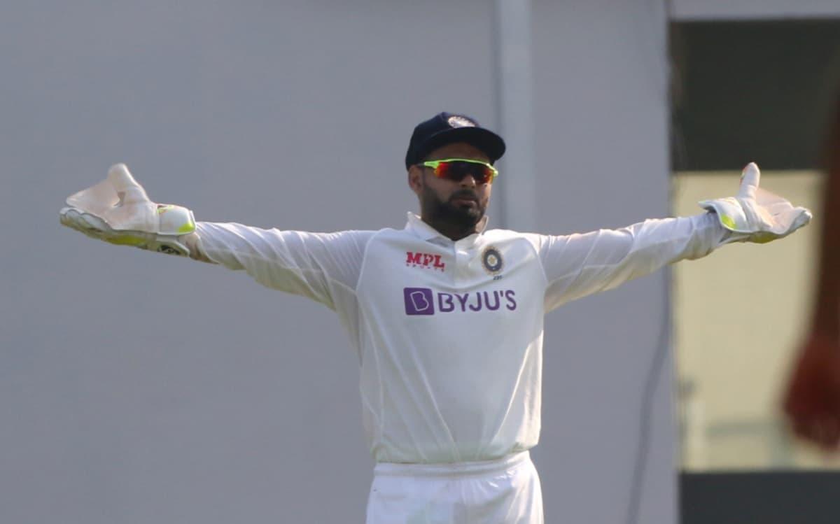 Cricket Image for जो रूट को पछाड़कर Rishabh Pant ने जीता ICC का प्लेयर ऑफ द मंथ अवॉर्ड