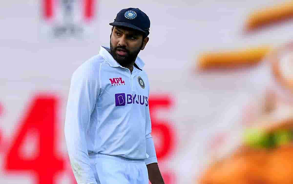 Cricket Image for Rohit Sharma Moves To Career-Best ICC Test Ranking Of 8th