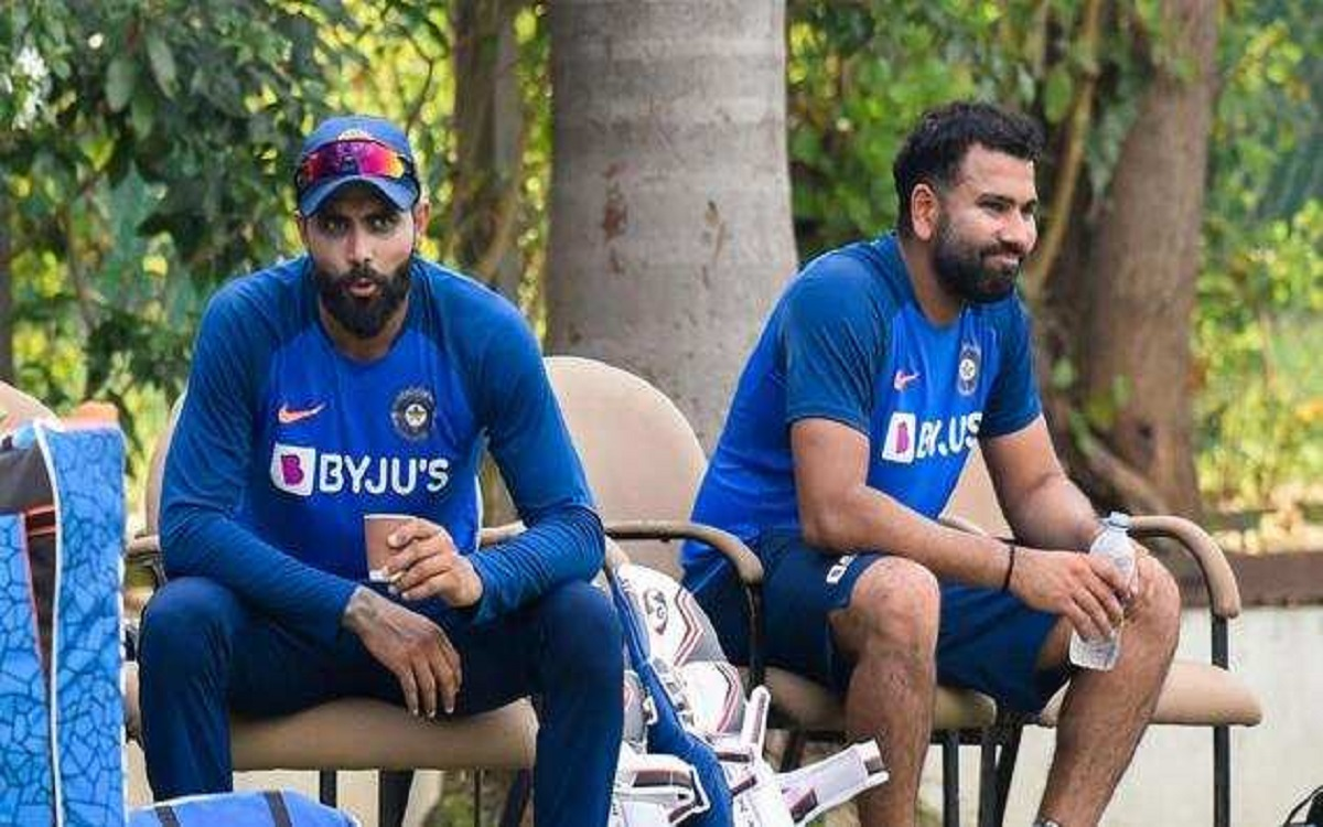 Cricket Image for Rohit Sharma Says He Wanted To Punch Ravindra Jadeja