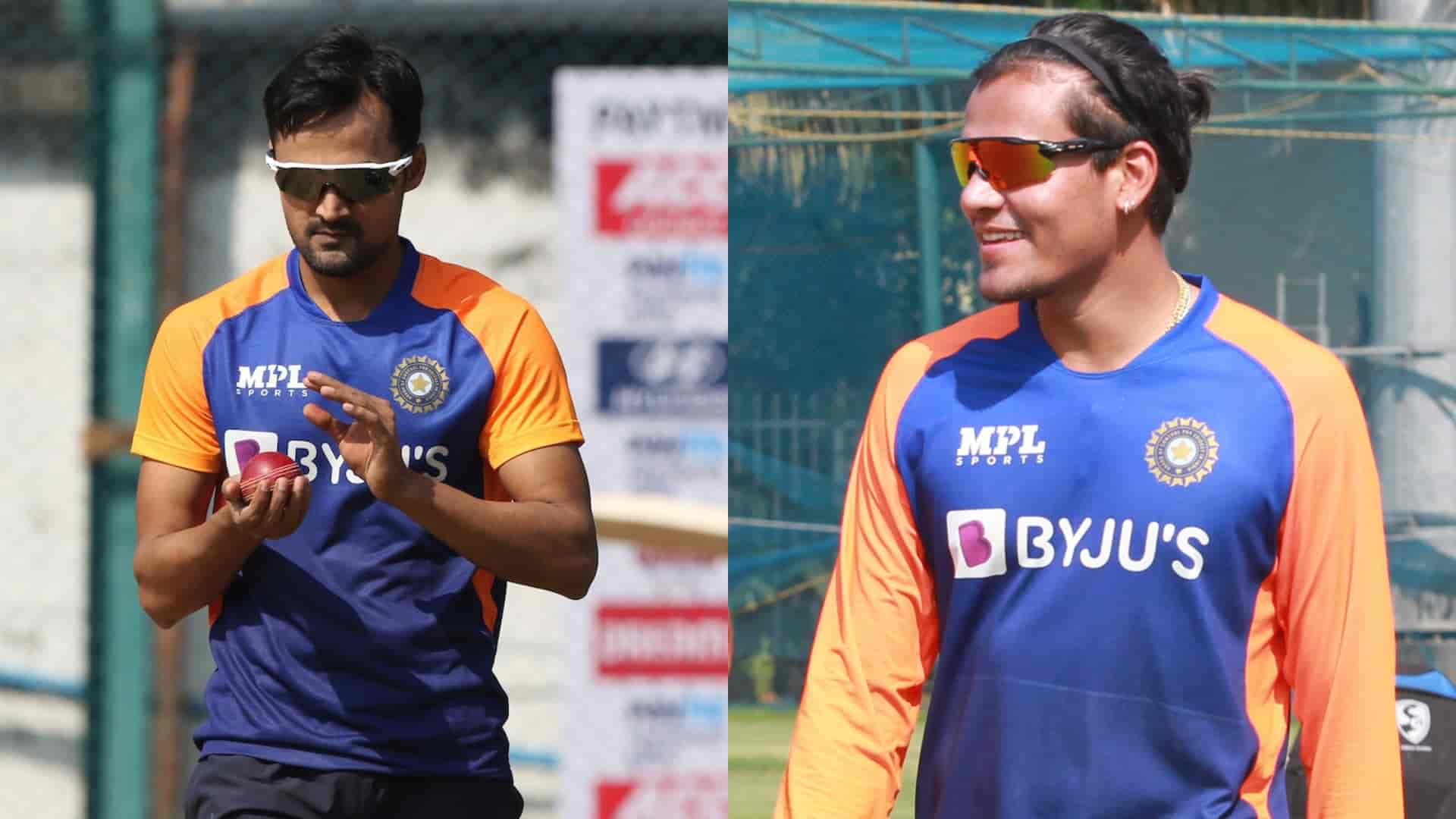 Cricket Image for IND vs ENG: अक्षर पटेल चोटिल होकर पहले टेस्ट से बाहर,शाहबाज नदीम-राहुल