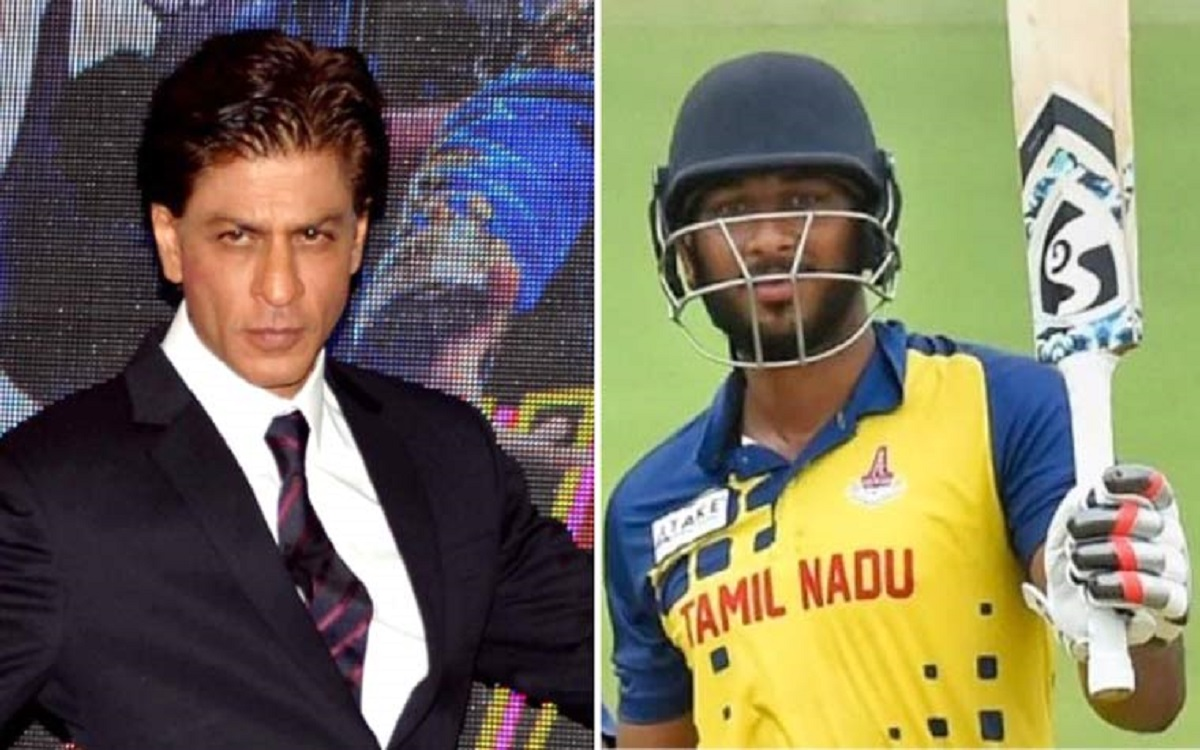 Cricket Image for IPL 2021 Cricketer Shahrukh Khan Performs Well In Syed Mushtaq Ali Trophy