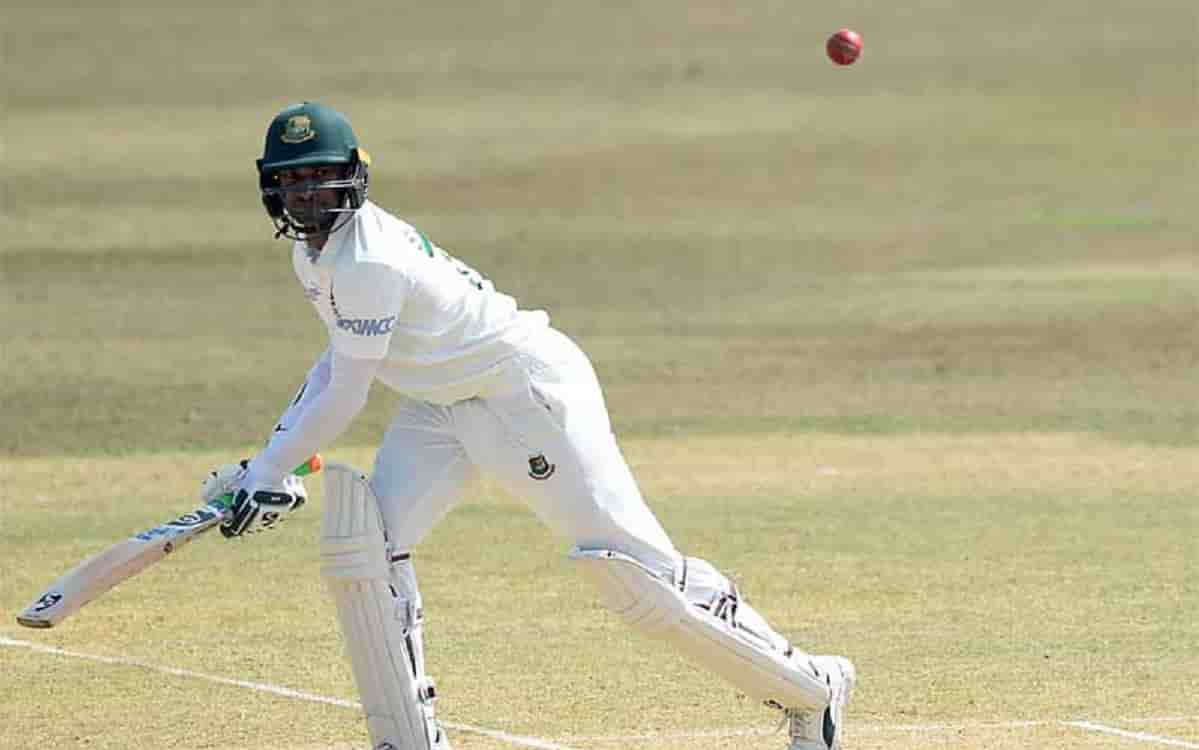 Soumya Sarkar named as replacement for injured Shakib Al Hasan for 2nd Test vs West Indies