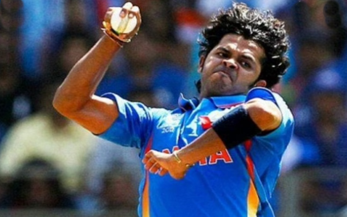 Cricket Image for S Sreesanth Brilliant Bowling In Vijay Hazare Trophy Match For Kerala