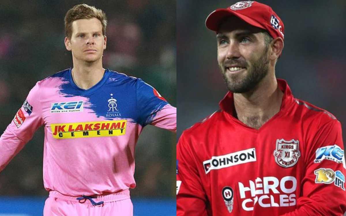 Cricket Image for स्टीव स्मिथ राजस्थान रॉयल्स के बाद इस टीम से भी किए गए बाहर,ग्लेन मैक्सवैल-एरॉन फि