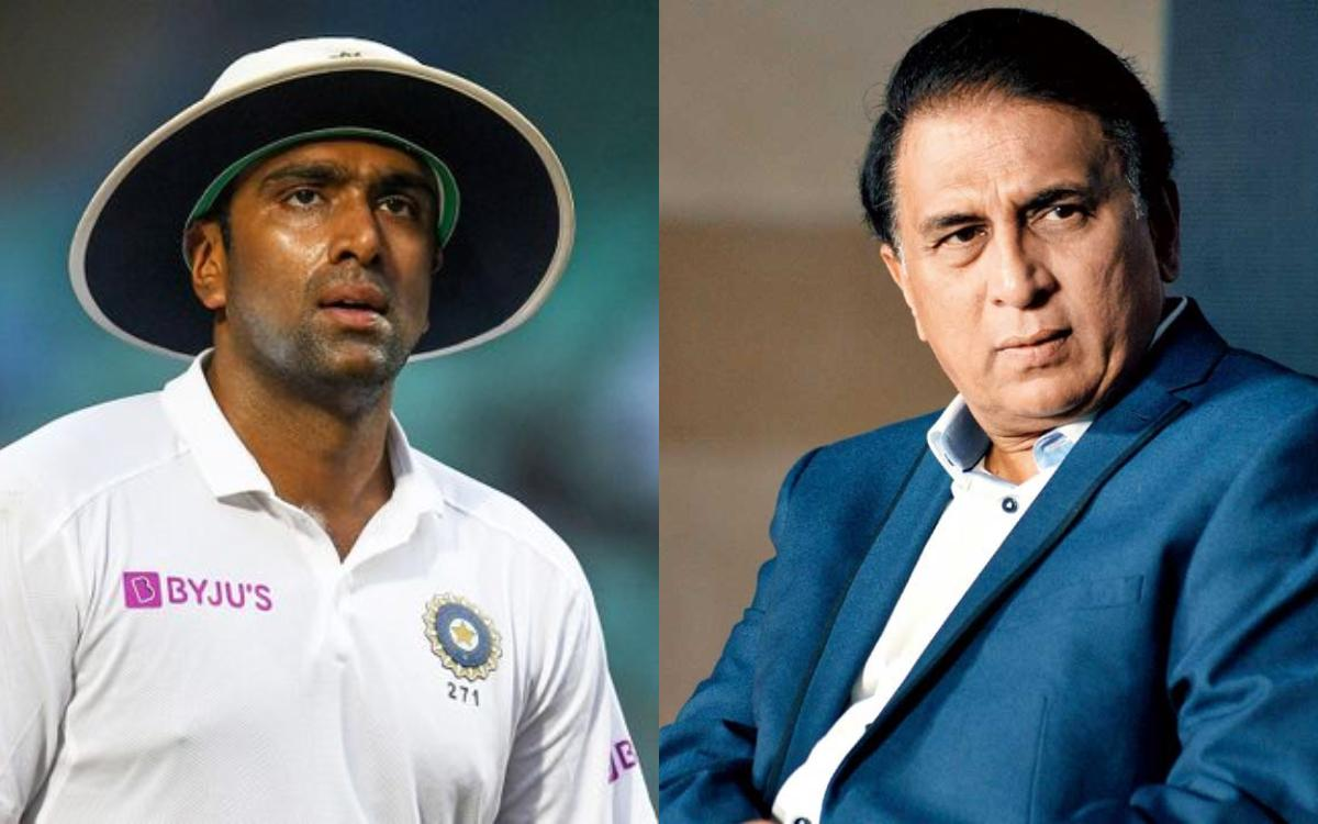 Cricket Image for Sunil Gavaskar Says R Ashwin Is Unlikely To Comeback To The Indian Limited Overs T